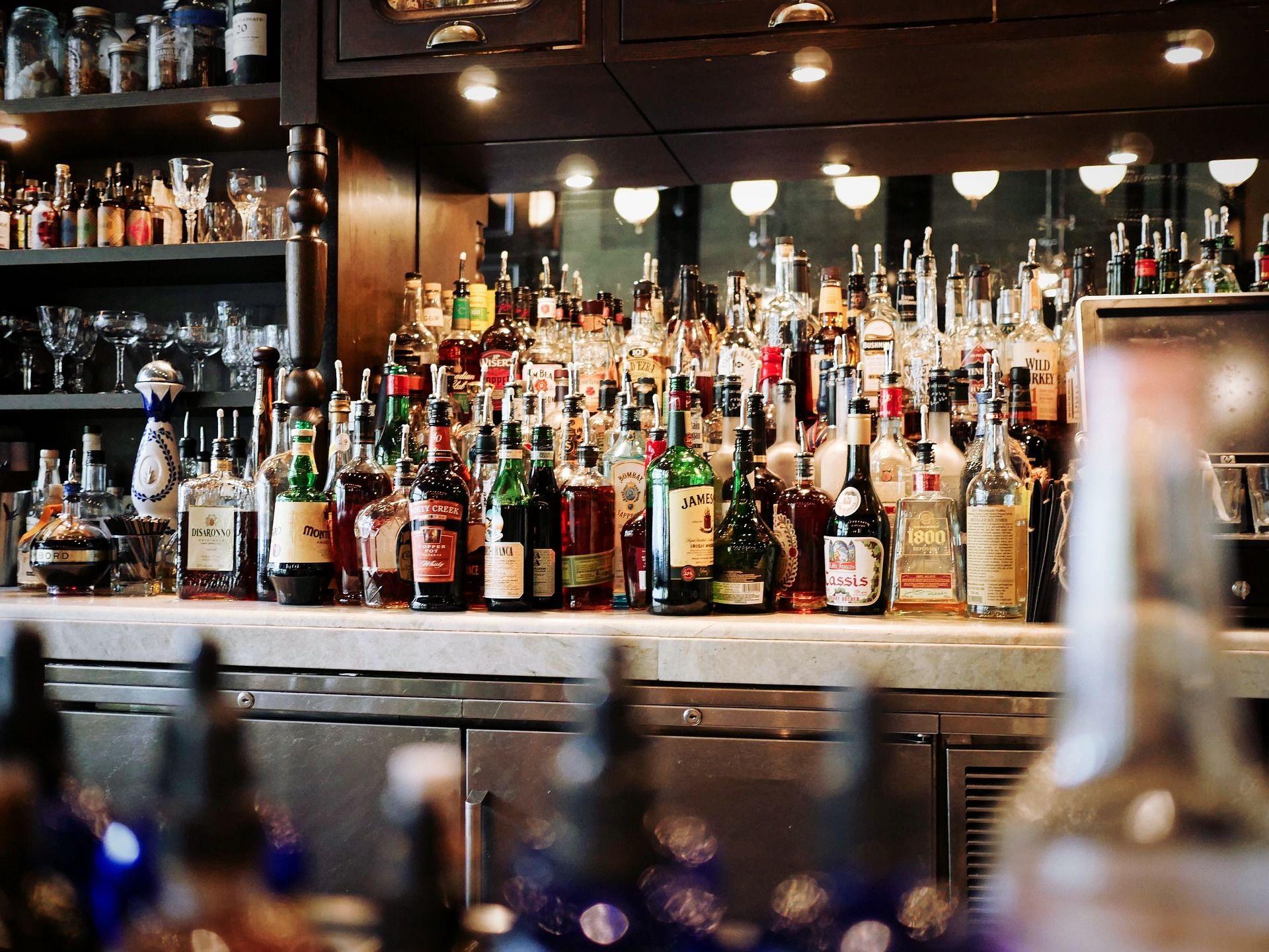 Bar Getränke