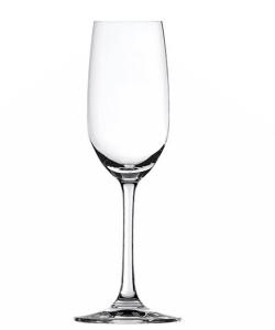 Ein Glas für Sprudelwein von Spiegelau