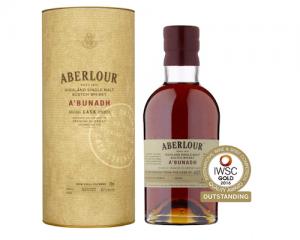 Schnaps der Marke Aberlour