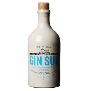 Gin Sul Flasche Frontalansicht